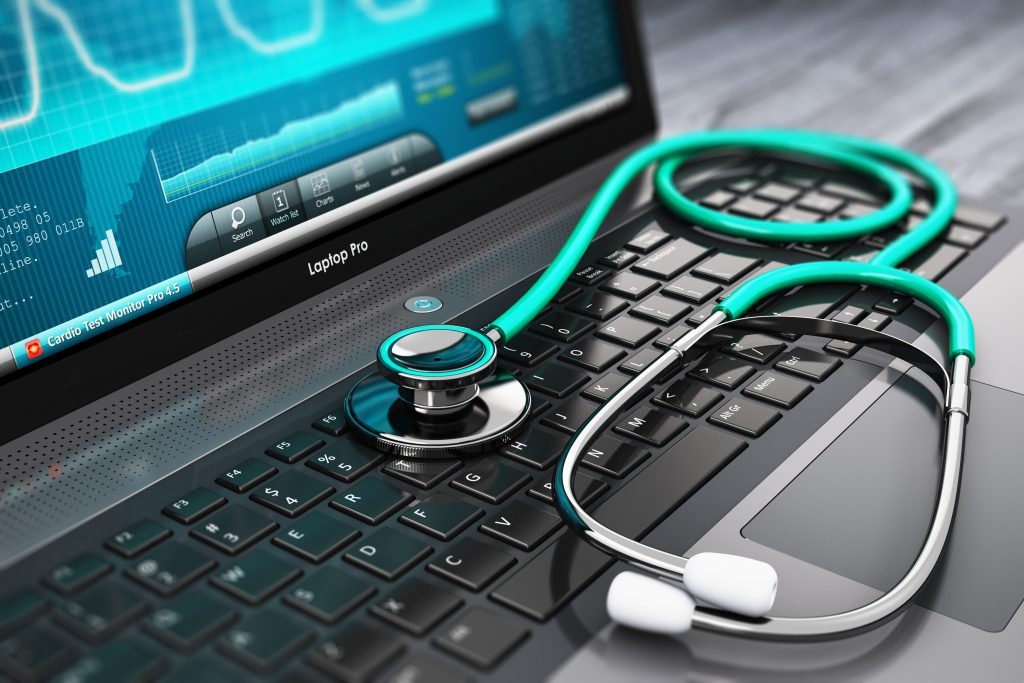 managed service provider for healthcare